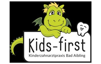 Logo Kids-first Kinderzahnarztpraxis