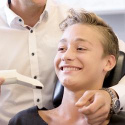 Leistungen Smile-first Praxis Miesbach Abdruckfreie Behandlung