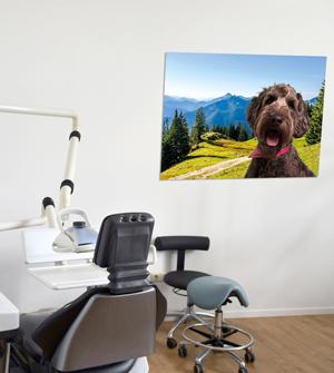 Smile-first Miesbach Kieferorthopädie Behandlungsraum